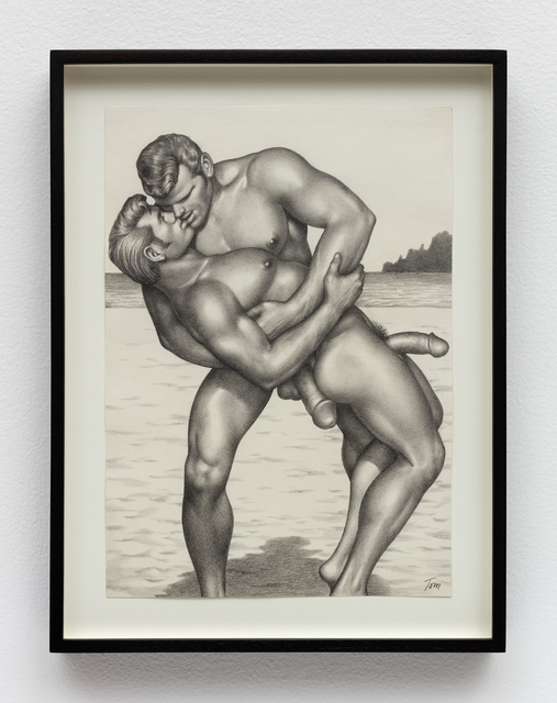 , 'Untitled (From the Buddy Series),' 1969, David Kordansky Gallery
