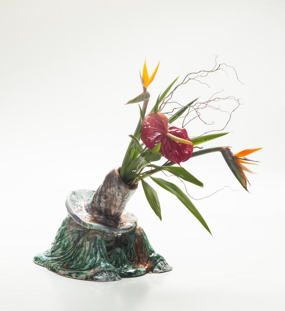 Tiago Carneiro da Cunha, 'Latinoamericano com Flores', 2012, Bergamin & Gomide