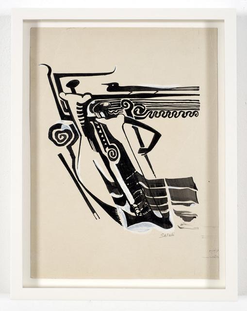 , 'By His Will, We Teach Birds How to Fly,' 1969, Vigo Gallery