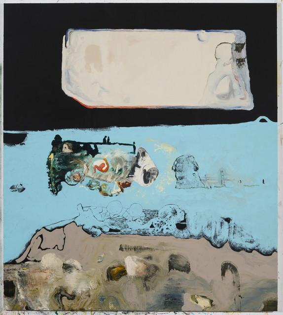 , 'Different Trains #7 ,' 2016, Galerie Nathalie Obadia