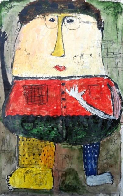 , 'Figure#36,' 2015, Gallery LVS