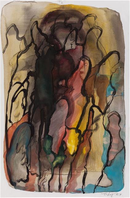 , 'The Crowd ,' 1993, Boers-Li Gallery