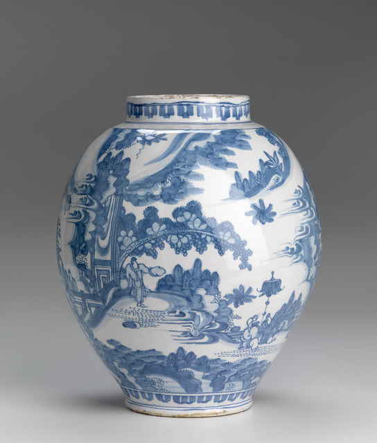 'Jar', 17th century, National Gallery of Victoria