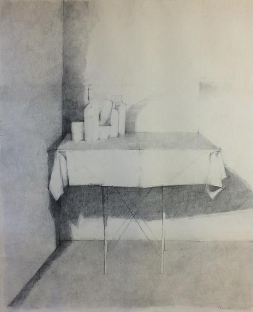 , 'Still Life on a Table,' 1968, Jenna Burlingham Fine Art