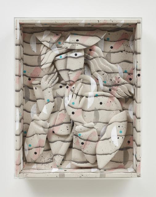 , 'Mademoiselle,' 2019, Rachel Uffner Gallery
