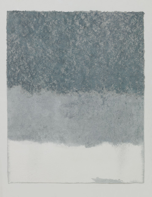 , '水悠悠     (Pensiveness),' 2012, STPI