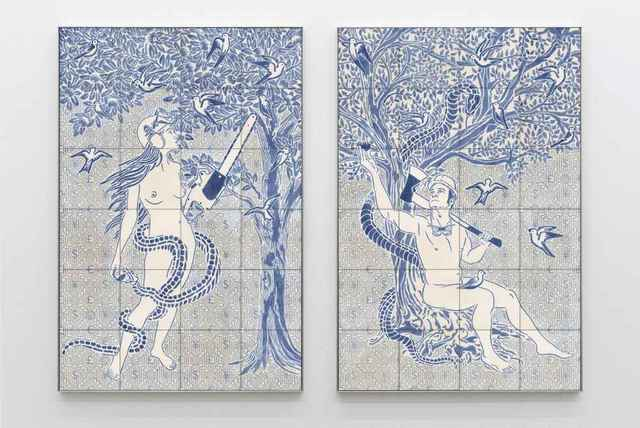 Dana Widawski, 'Garden Eden', 2014, Art Mûr