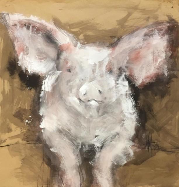 Marc Prat, 'Piglet III', 2019, PontArte