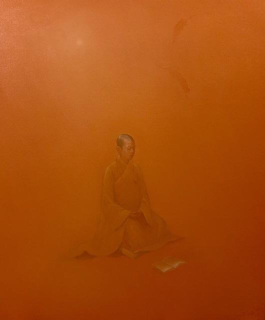 , 'Meditation,' 2019, ArtBlue Studio