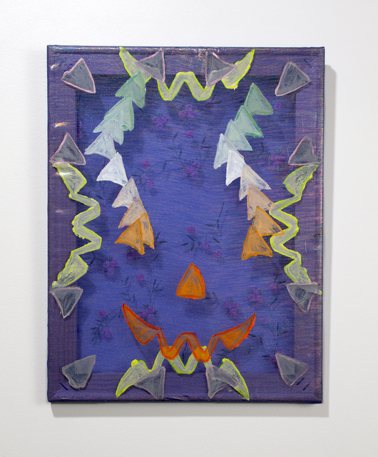 , 'Pumpkin face mesmerizing,' 2018, The Ernest G. Welch School of Art & Design at Georgia State University