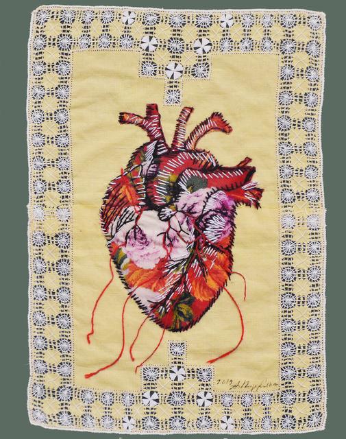 Anastasiia Podervianska, 'Heart', 2019, Voloshyn Gallery