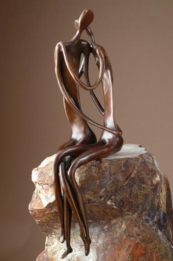 , 'The Kiss,' , CODA Gallery