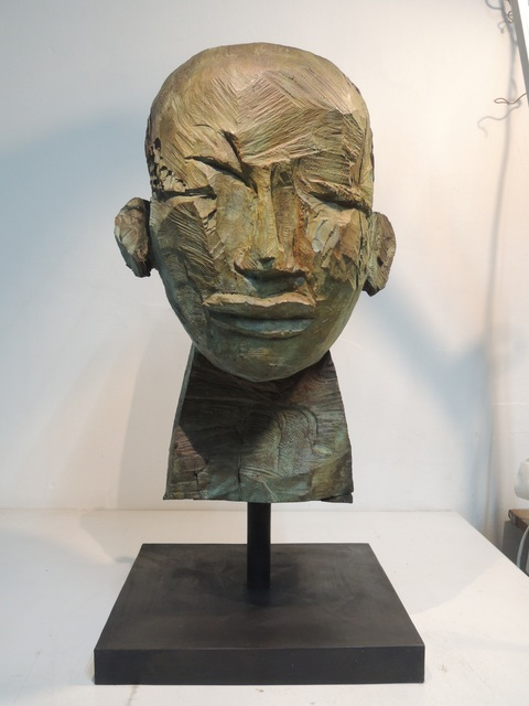 , 'Kopf Huhau,' 2014, Bode Gallery