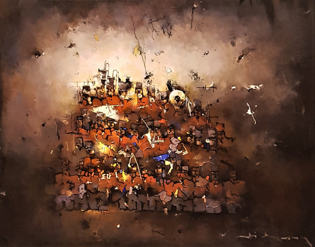 Bruno Widmann, 'Fanfarria', 2000-2017, ACCS Visual Arts