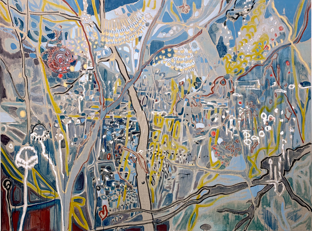 Jim Thorell, 'Hornet Orchard', 2019, SETAREH GALLERY