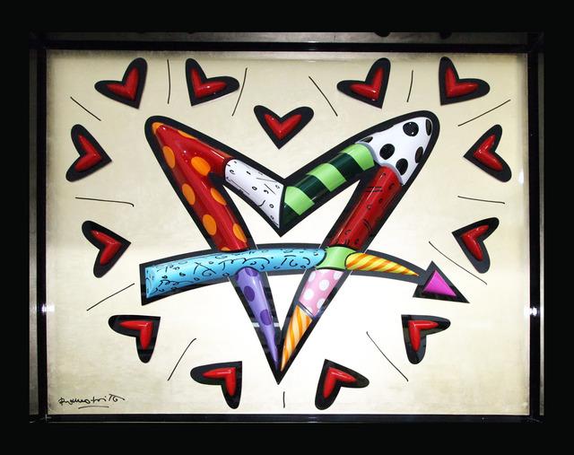 , 'Love Circle Love,' 2015, Eden Fine Art