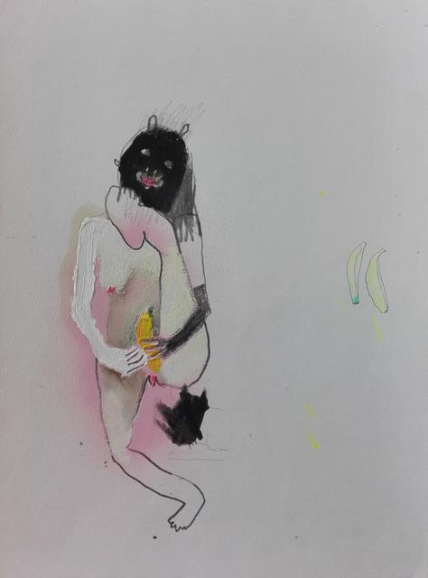 , 'Juanita Banana,' 2014, Freight + Volume
