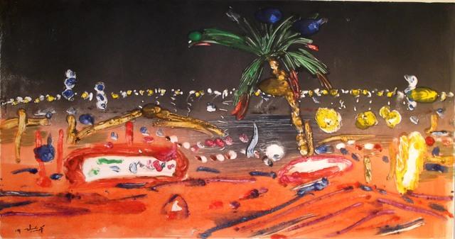 , 'Egyptian scene,' 2009, Easel & Camera Contemporary Art Gallery