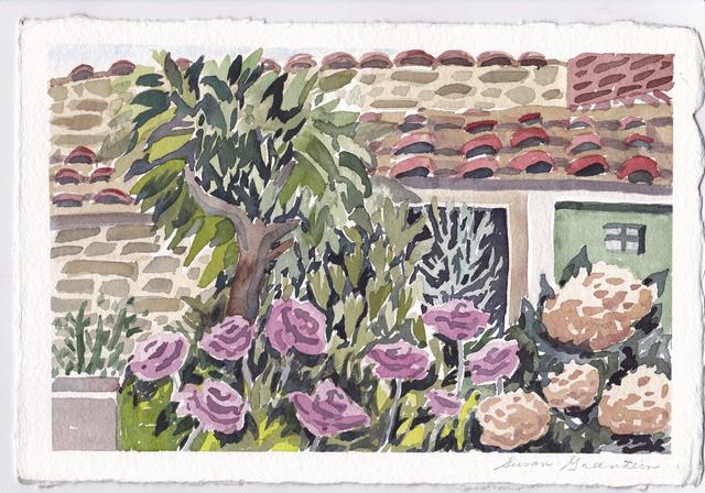 , 'Corner Garden,' 2018, 440 Gallery