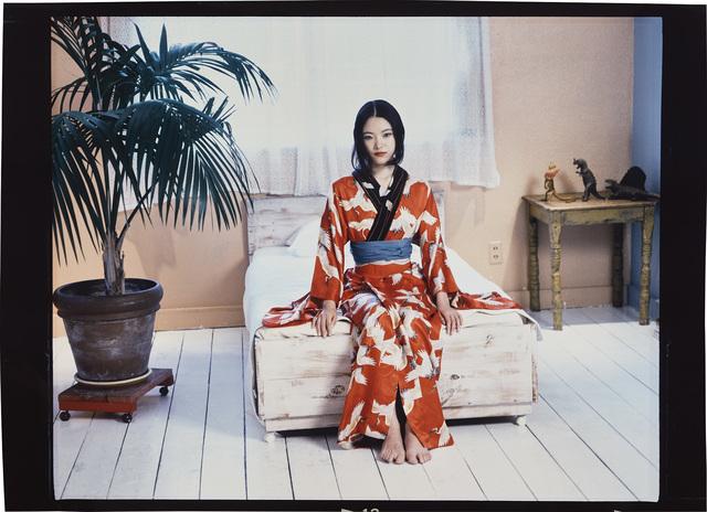 Nobuyoshi Araki, 'Red Kimono', 2004, Phillips