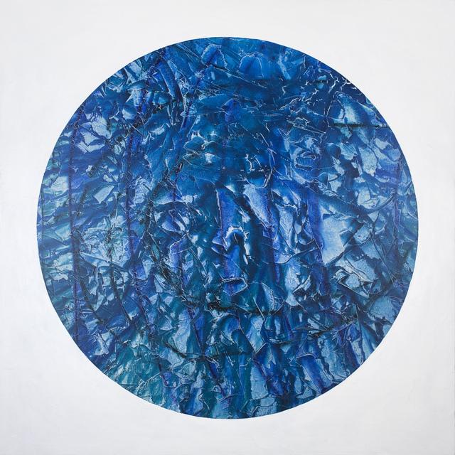Philip Tsiaras, 'Blue Lagoon', 2013, Mana Contemporary