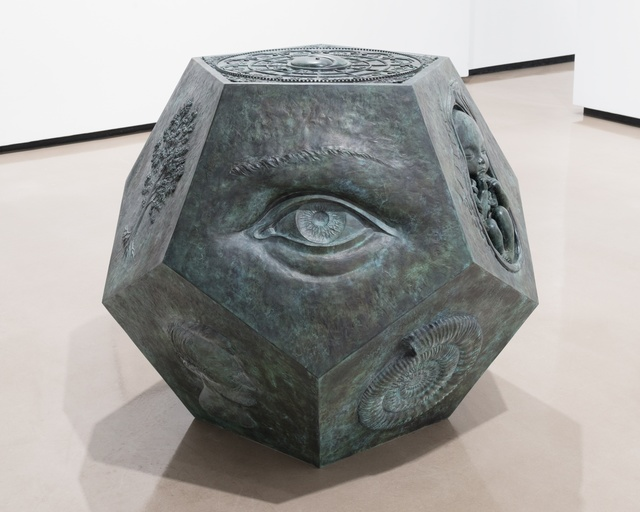 , 'Self Portrait as Dodecahedron,' 2015, Kasmin