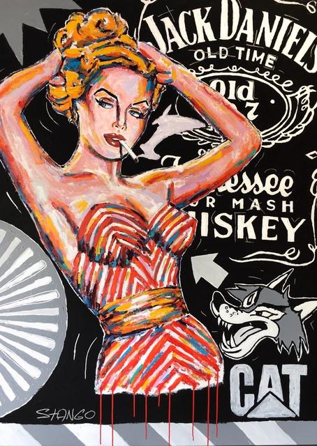 John Stango, 'Whiskey Girl', 2018, JCO's Art Haus