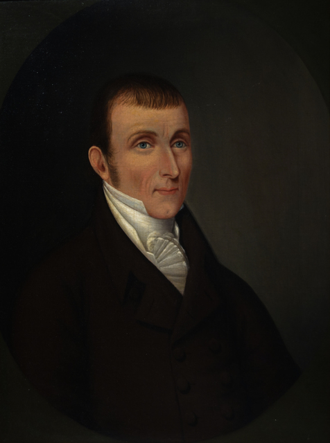 , 'A Baltimore Shipowner,' ca. 1815, Bill Hodges Gallery