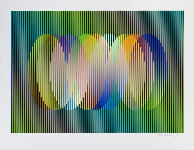 , 'Serie Cardíaca Oval 2,' 2015, Marion Gallery