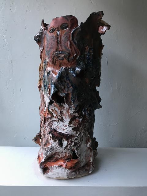 , 'Century Vase XI,' 2016, Geary