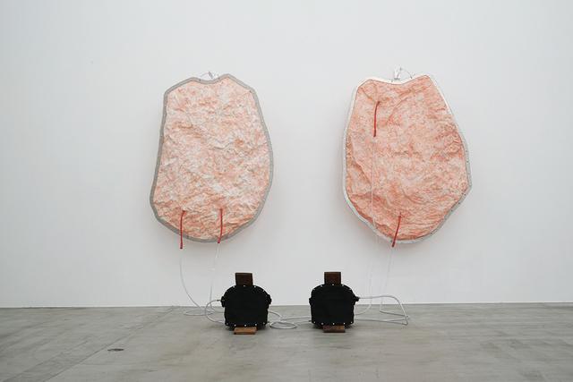 , 'Hisap/Keluarkan (Inhale/Exhale),' 2012, Mizuma Art Gallery