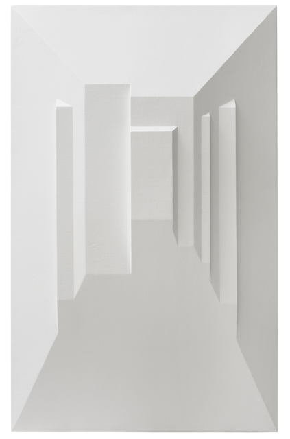 Lei CAI, 'In Ambiguous Sight – White No. 9', 2016, Tang Contemporary Art