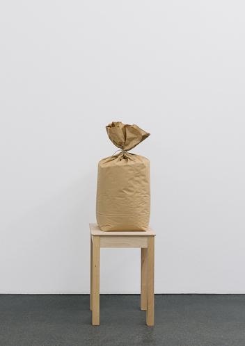 Roman Signer, 'Sandsack', 1992, Häusler Contemporary
