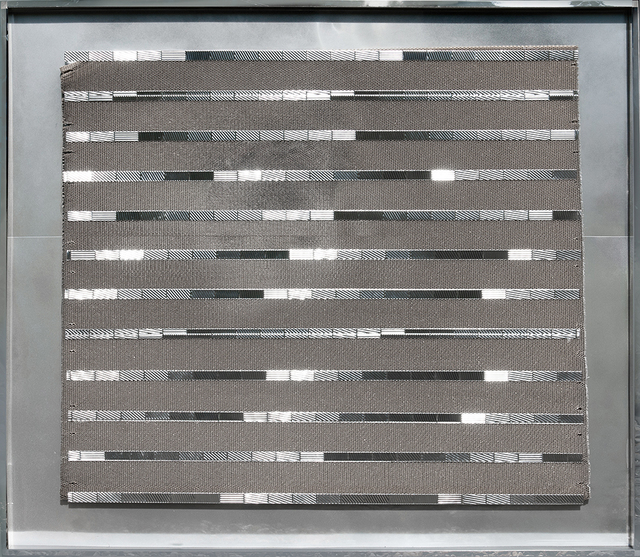 Heinz Mack, 'Untitled', 2011, Mixed Media, Aluminium, wood, stainless steel, acrylic glass, A3 Arndt Art Agency