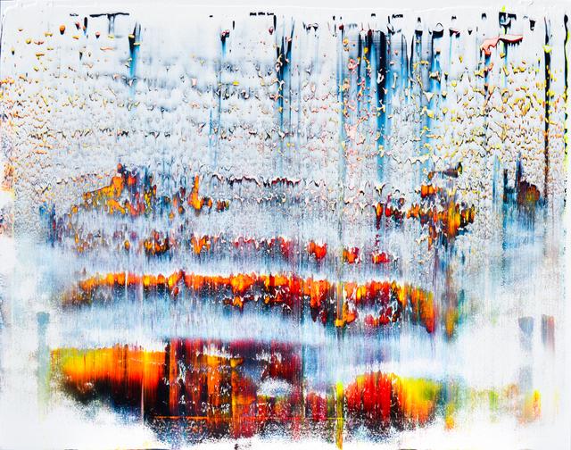 , 'Going Down in Flame,' 2018, Artêria