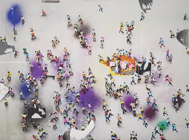, 'Acorde,' 2018, Aurora Vigil-Escalera Art Gallery