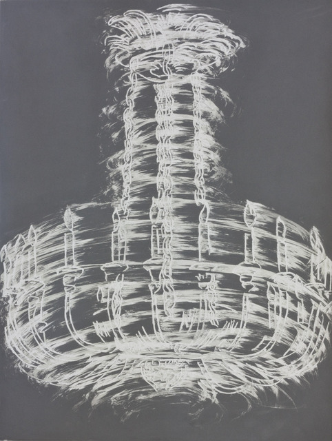 , 'Chandelier Spin,' 2012, Paulson Fontaine Press