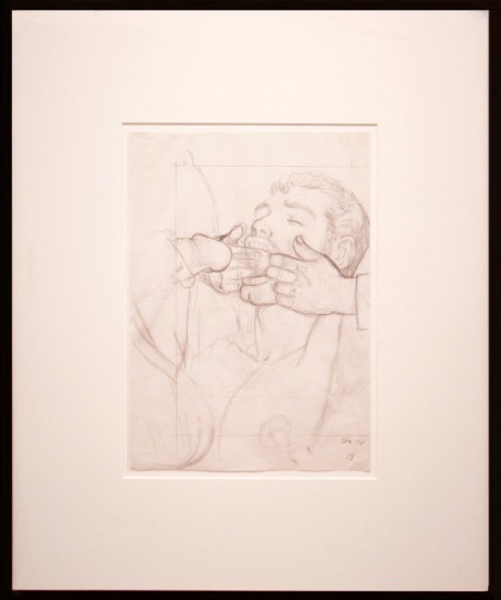 Tom of Finland, 'Untitled (Working Drawing)', 1974, ClampArt