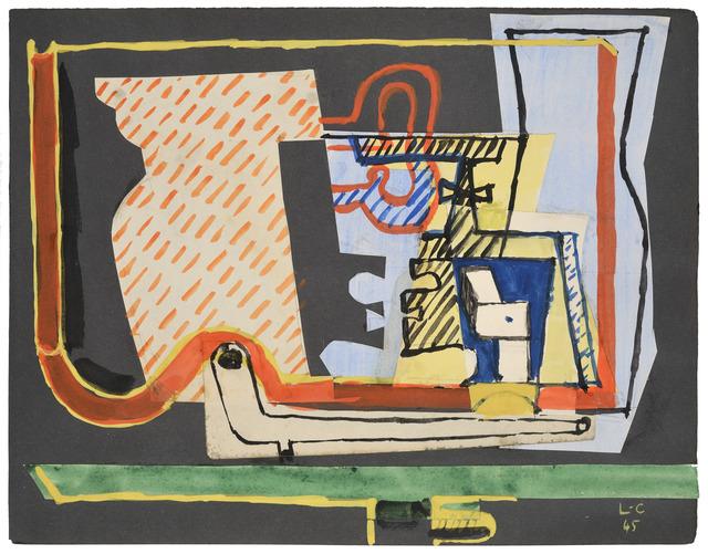 , 'Still life,' 1945, Galerie Zlotowski