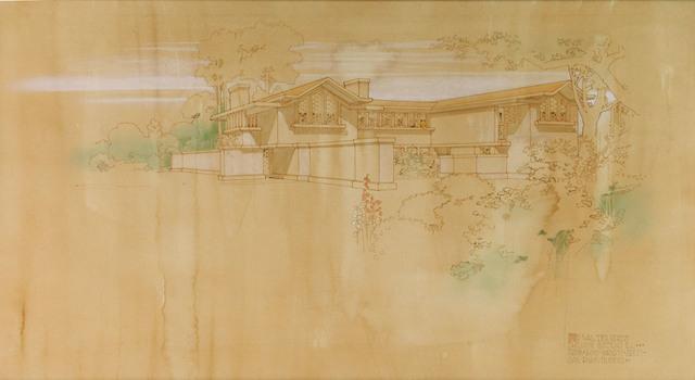 , 'Gerts Walter, Residence,' 1905, Watanuki Ltd. / Toki-no-Wasuremono