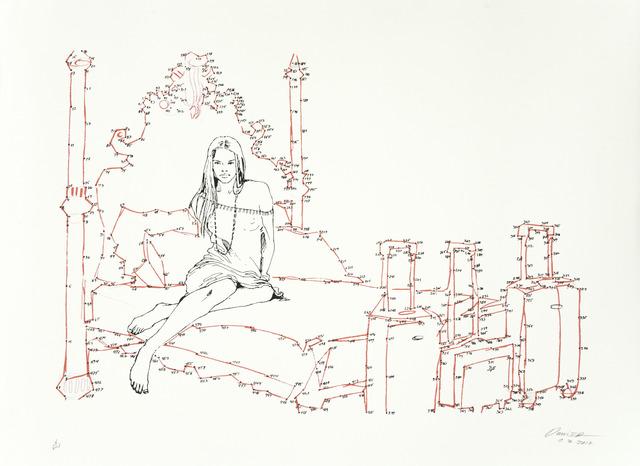 Duvier del Dago, 'Fro the series 'Castles in the Sky'', 2017, ArteMorfosis - Galería de Arte Cubano