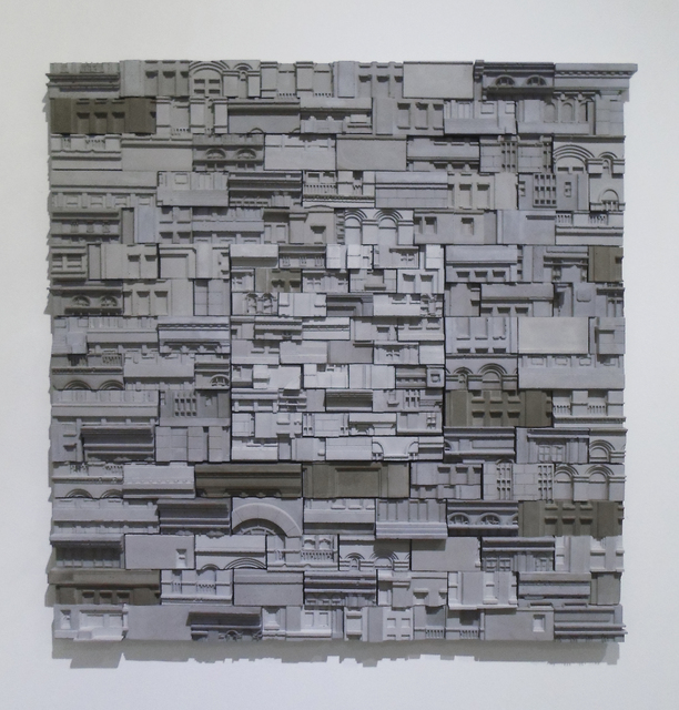 , 'Memory_Pattern #150807,' 2015, Gallery Baton