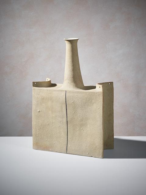 , 'Stone Vase With Black Line ,' 2004, 18 Davies Street Gallery