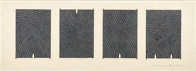 Richmond Burton, 'Quadruple Thought Plane #3', 1989, Rago/Wright