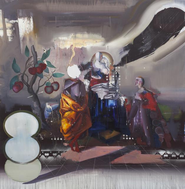 , 'Am Erdbeerbaum,' 2015, Josef Filipp Galerie