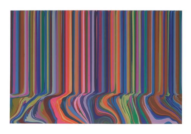 , 'Colourcade Buzz: Blue Pink Blue ,' 2017, Alan Cristea Gallery