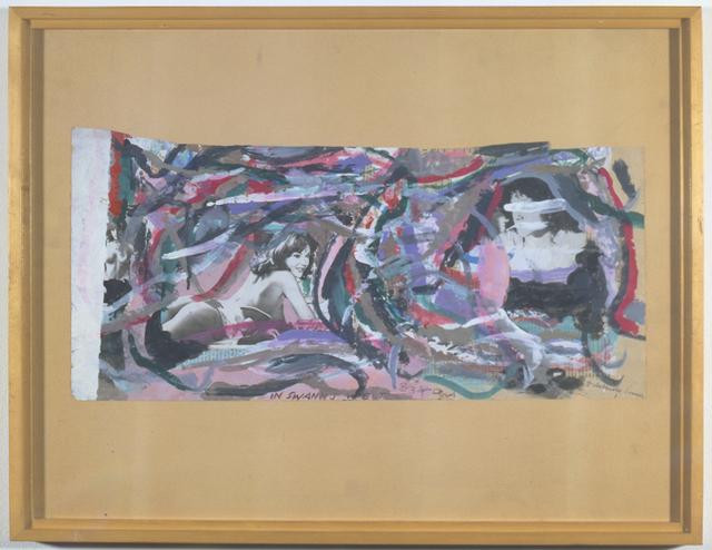 , 'In Swanns Welt (Swann's Way),' 1983, David Zwirner