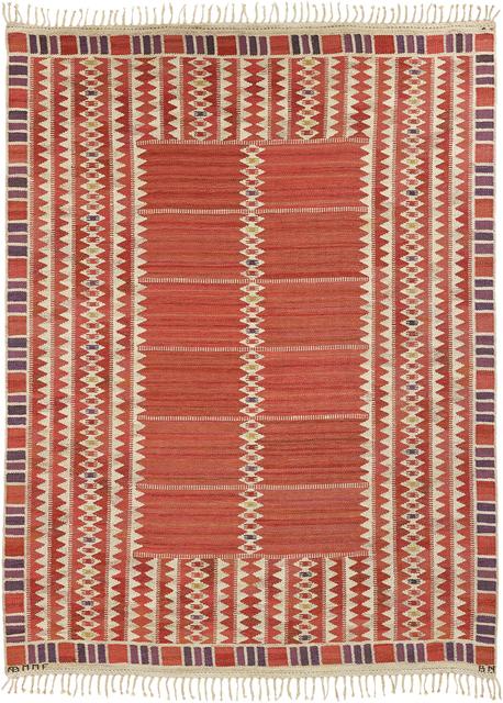 Barbro Nilsson, ''Salerno' rug', designed 1948, executed 1948, 1972, Phillips