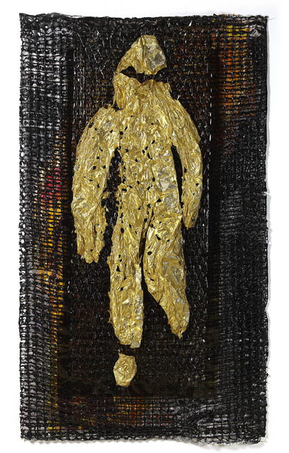 , 'Fire-Proof Suit Over Palden Choetso,' 2013, Rossi & Rossi