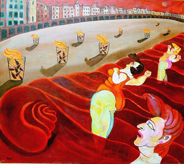 Stephen Basso, 'Love Song', 2009, Tabla Rasa Gallery